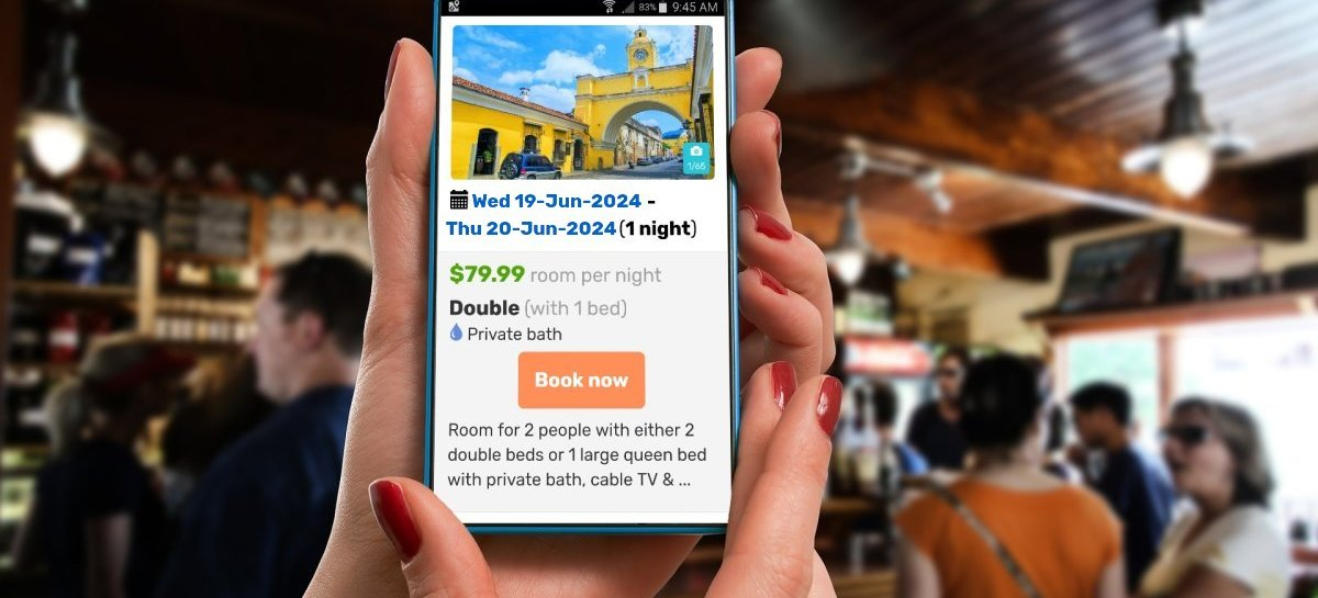 USAInstantBooking.com - Increase reservations with a fully customizable yet cheap and effective booking engine for hotels and hostels