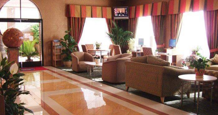 hotel bookings in Lawndale
